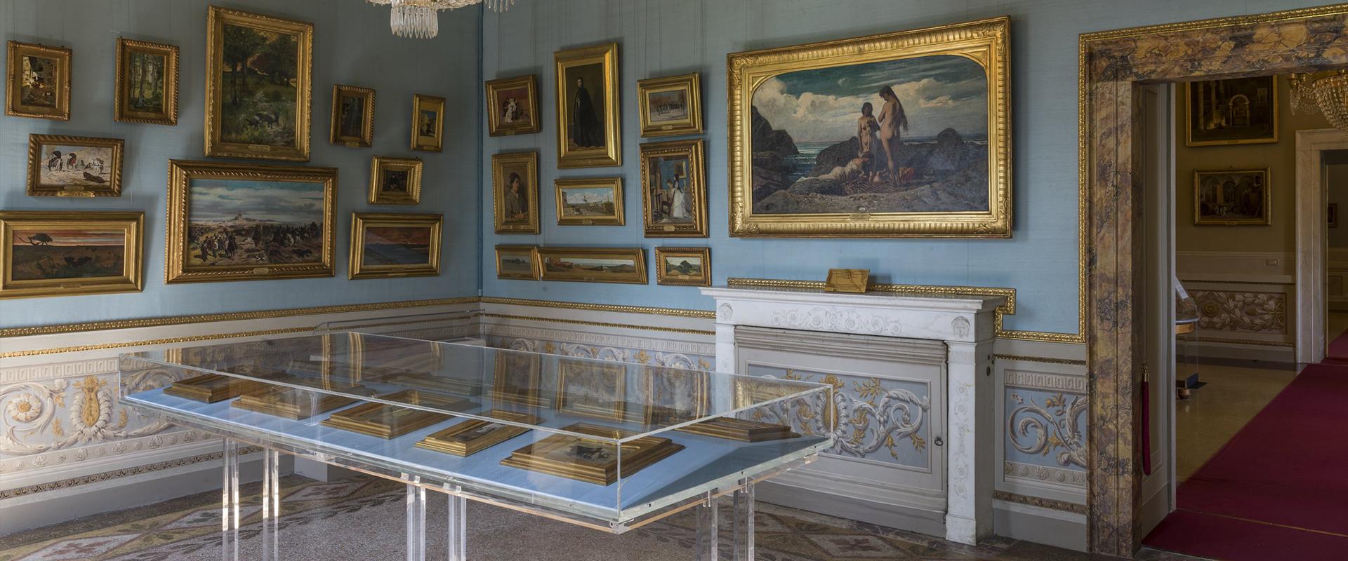 Palazzo Pitti Galleria d'Arte moderna Guida turistica a Firenze