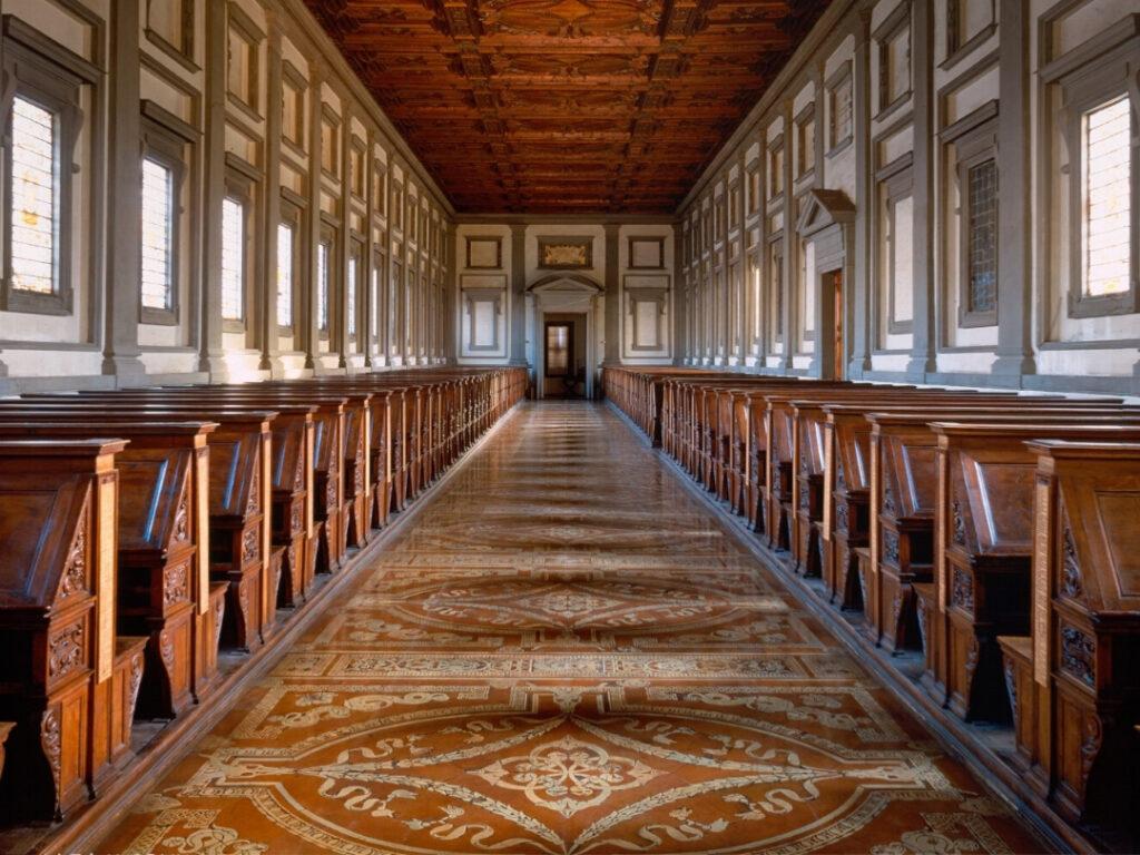 San Lorenzo e la Biblioteca Medicea