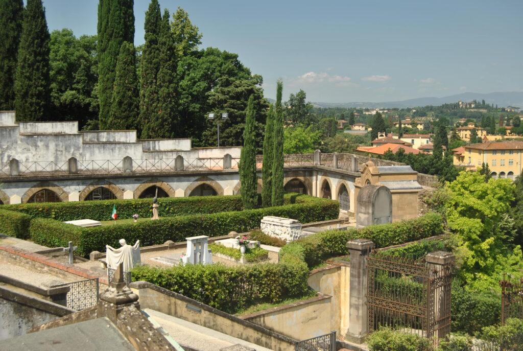 San Miniato al Monte Cimitero monumentale