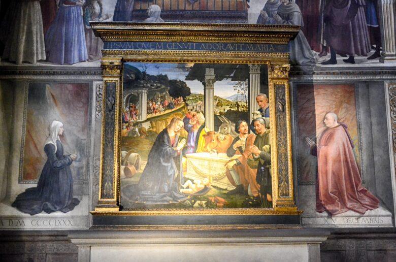 Santa Trinita Guida turistica a Firenze