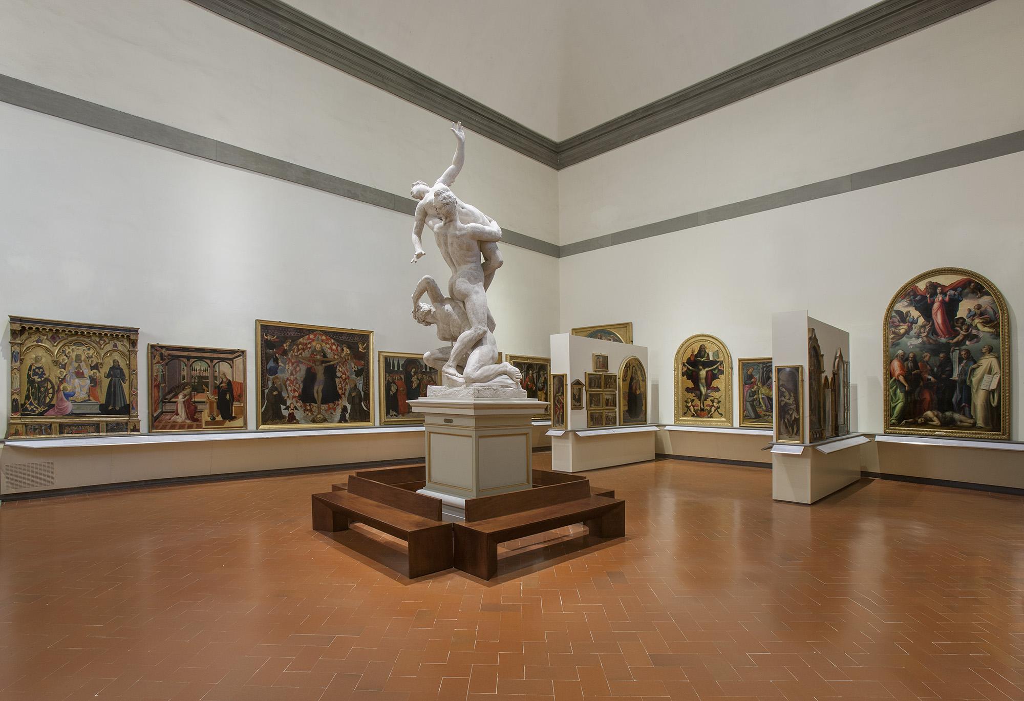 Galleria dell'Accademia Guida Turistica a Firenze