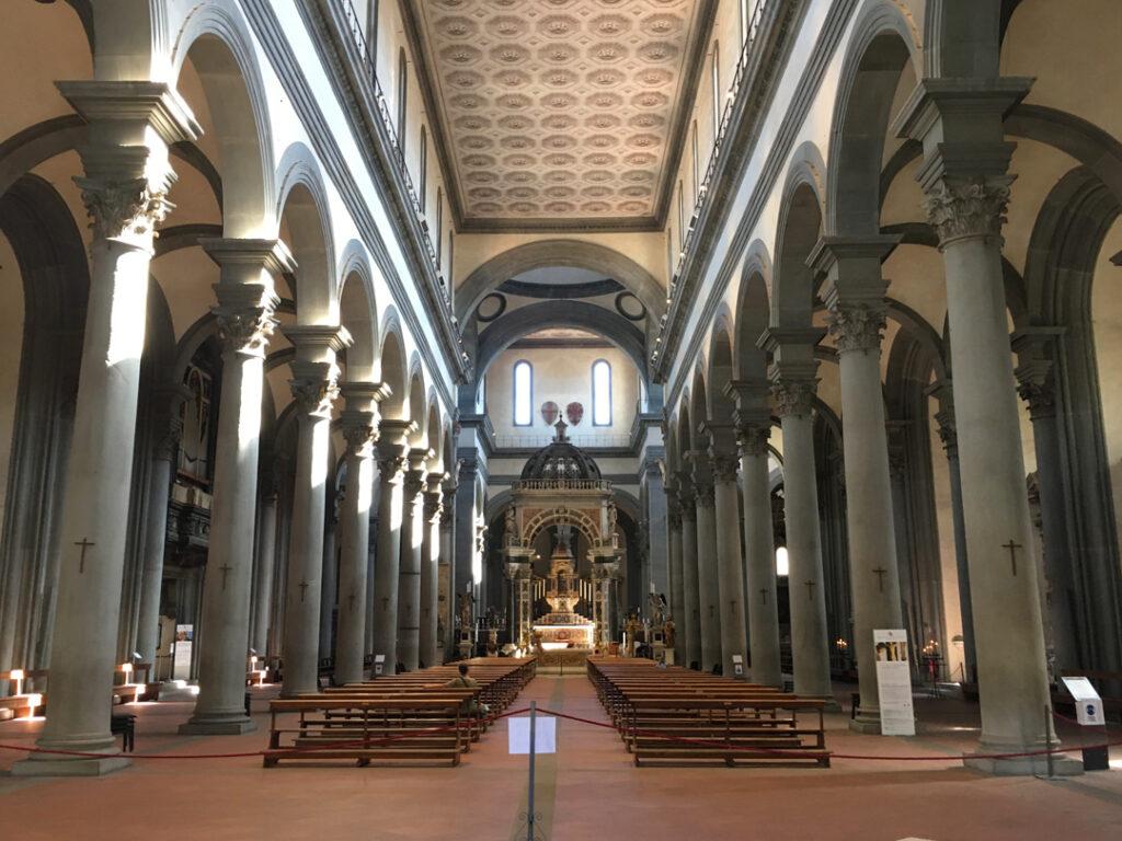 Santo Spirito a Firenze Guida turistica