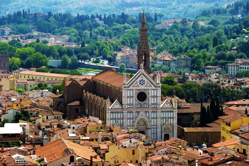 Santa Croce Guida Turistica a Firenze