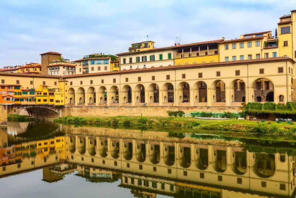 Itinerari consigliati per Firenze Corridoio Vasariano