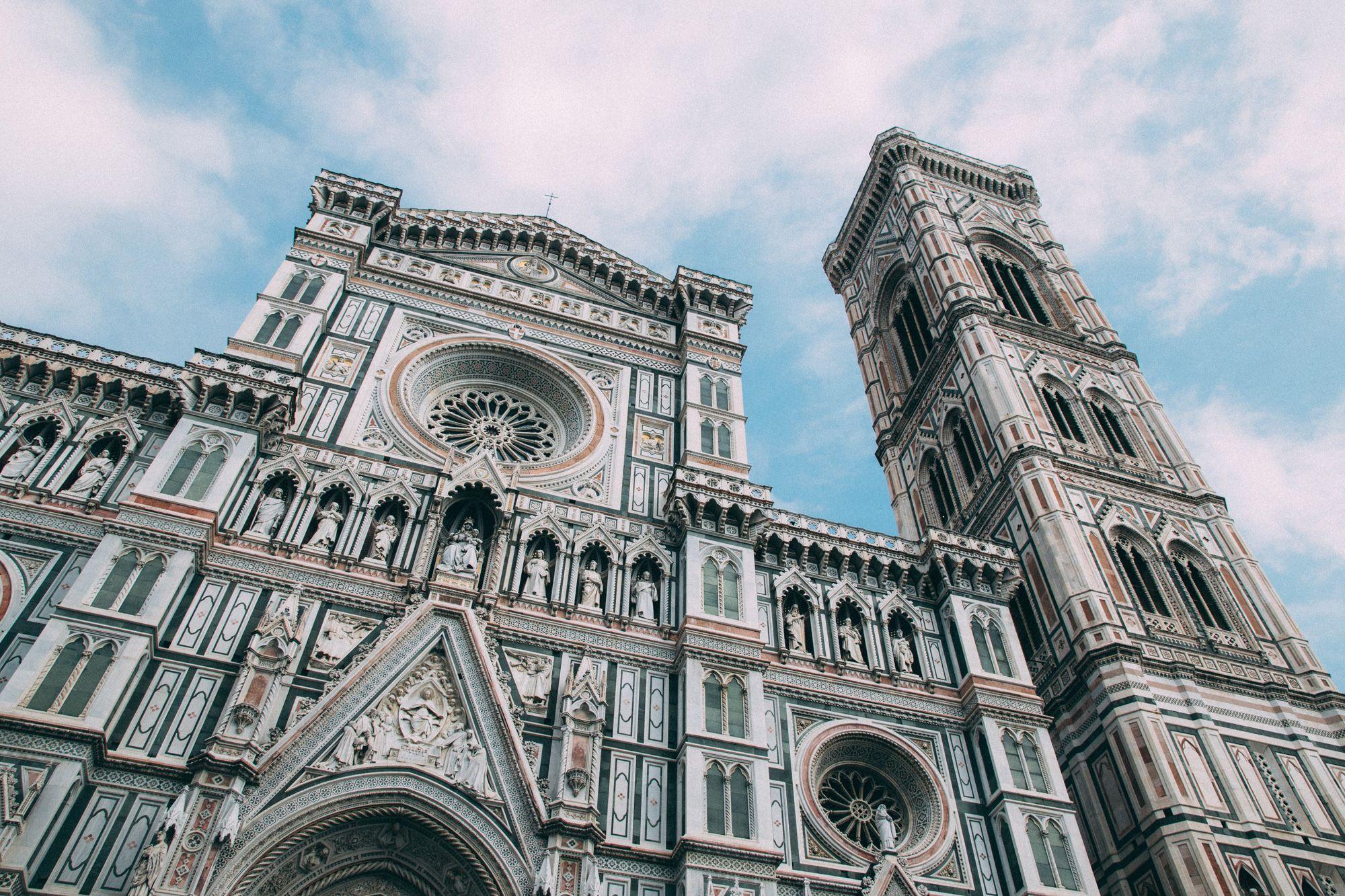 La cattedrale di santa maria del fiore Guida turistica Firenze