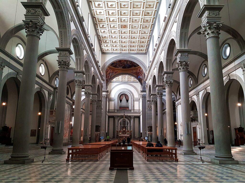 San Lorenzo a Firenze