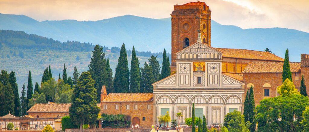 San Miniato al Monte Guida turistica a Firenze